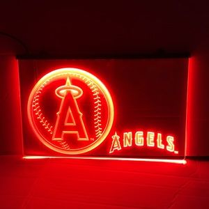 Anaheim Angels LED sign Angel's light Angels neon